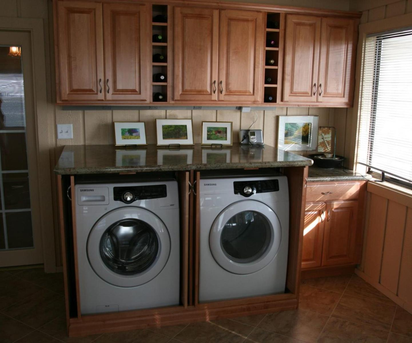 Best Cheap IKEA Cabinets Laundry Room Storage Ideas 37