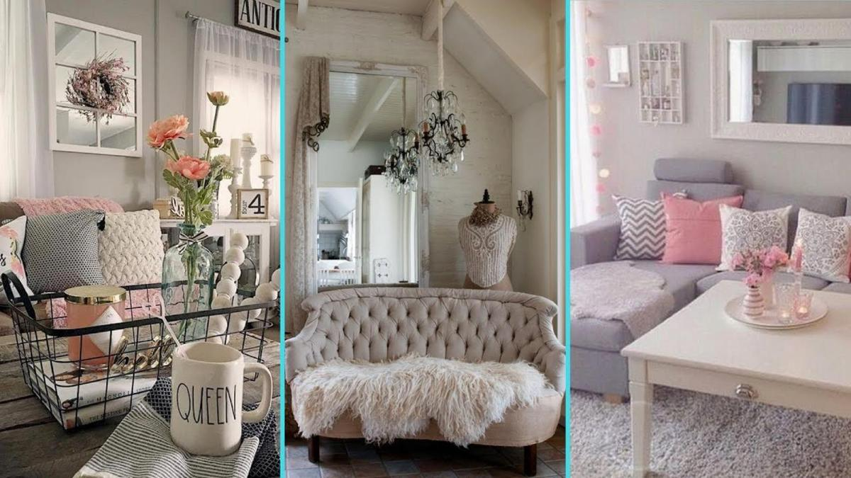 Gorgeous Shabby Chic Apartment Decorating Ideas 27