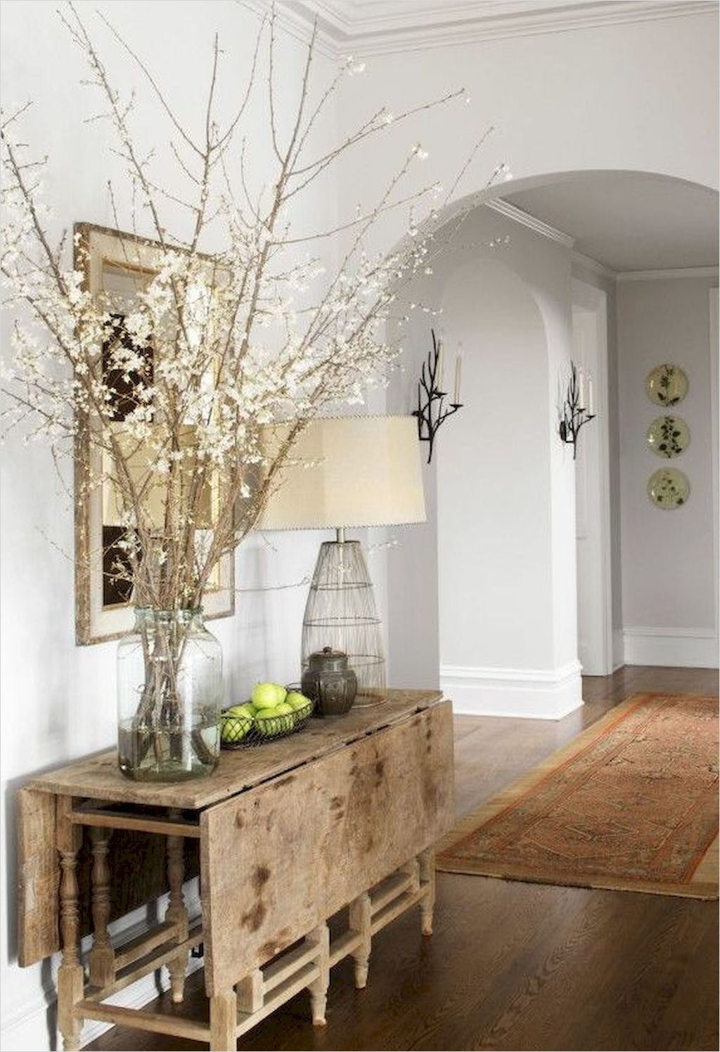 43 Farmhouse Entry Decor 34 65 Rustic Farmhouse Entryway Decorating Ideas Homearchite 4