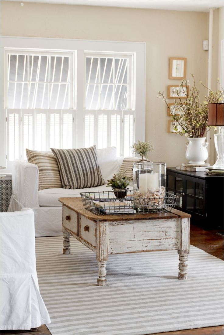 45 Amazing Ideas Country Chic Living Room 29 Vintage Chic Living Room for the Home 5