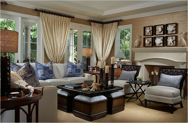 45 Amazing Ideas Country Chic Living Room 16 Living Rooms English Country Rosemary 2