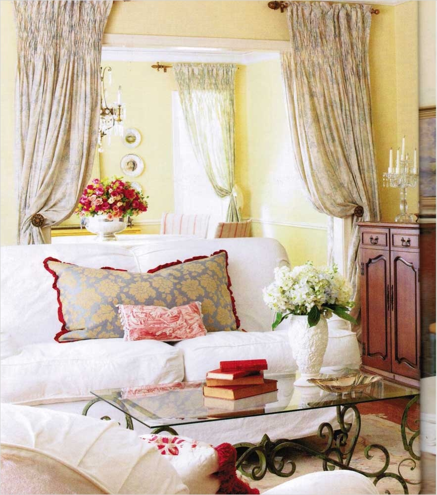 45 Amazing Ideas Country Chic Living Room 39 Shabby Chic Decorating Ideas 9
