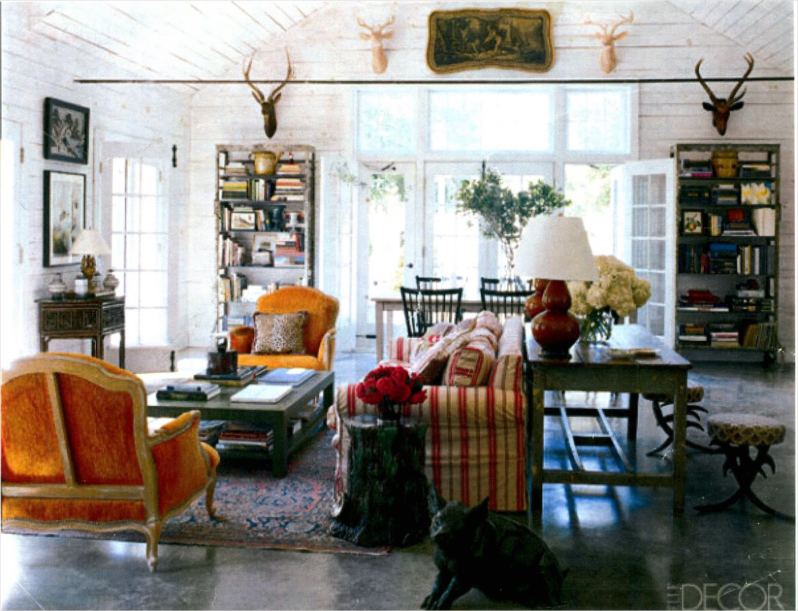 45 Amazing Ideas Country Chic Living Room 66 Chic Provence Country Chic 3