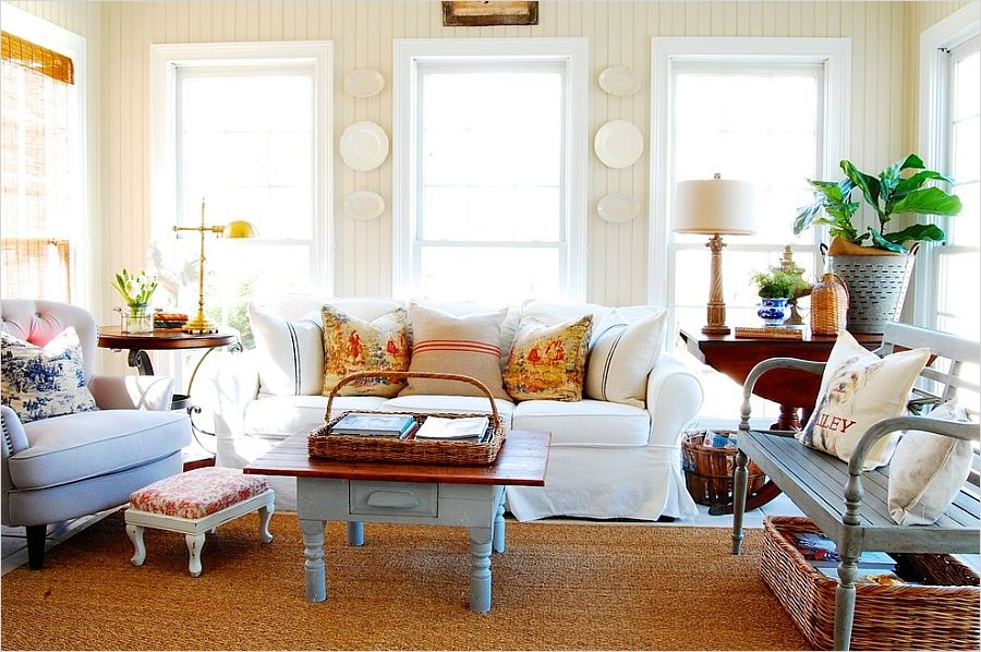 45 Amazing Ideas Country Chic Living Room 83 50 Resourceful and Classy Shabby Chic Living Rooms 9