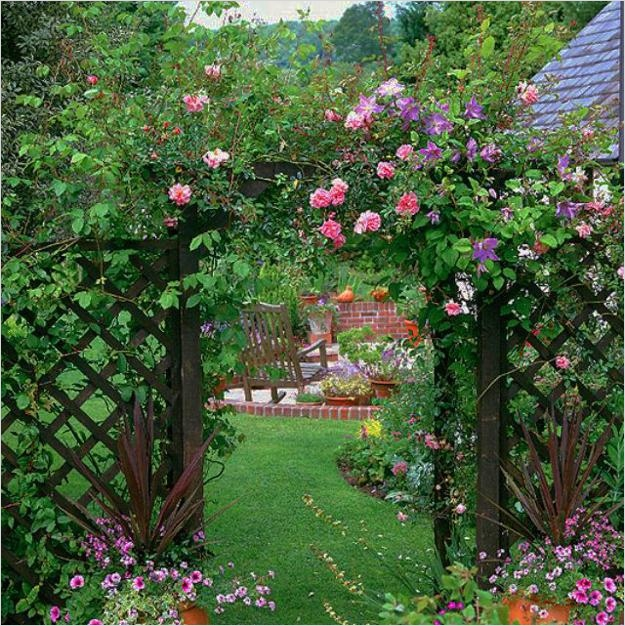 42 Amazing Ideas Country Garden Decor 12 15 Ideas to Personalize Outdoor Living Spaces with Unique Yard Decorations 9