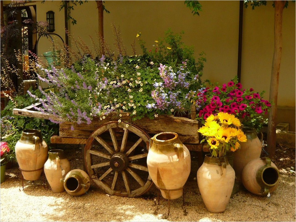 42 Amazing Ideas Country Garden Decor 92 25 Fabulous Garden Decor Ideas – Home and Gardening Ideas 2