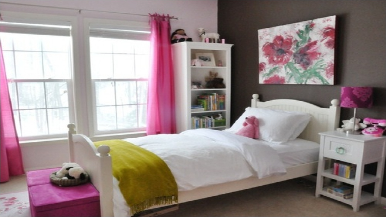 41 Amazing Dream Bedrooms for Teenage Girls 45 Short Beds for Small Rooms Dream Bedrooms for Teenage Girls Teen Girl Bedroom Ideas for Small 1