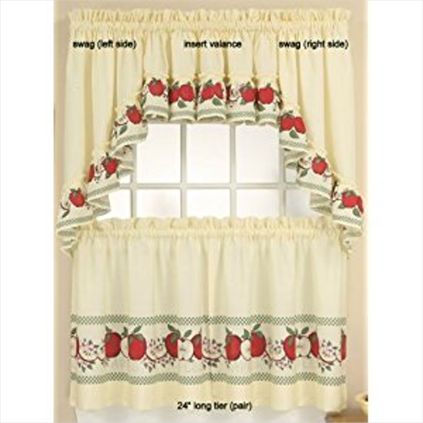 41 Perfect Farmhouse Country Kitchen Curtain Valances 45 Shopko Kitchen Valances Farmhouse Country Curtain Walmart Set W Swags with Additional Walmart 5
