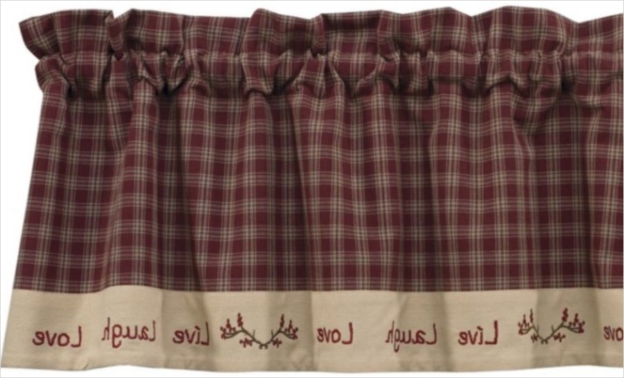 41 Perfect Farmhouse Country Kitchen Curtain Valances 51 Farmhouse Country Kitchen Curtain Valances Curtains with Apple S and Country Curtains for 8