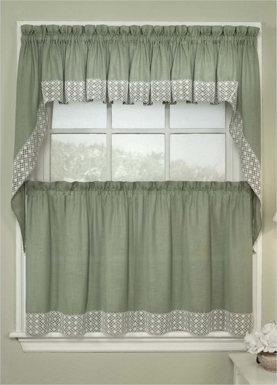 41 Perfect Farmhouse Country Kitchen Curtain Valances 98 Country Curtains for Kitchen 1