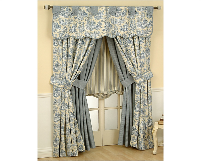 41 Perfect Farmhouse Country Kitchen Curtain Valances 72 Waverly Window Valances Medallion Curtain Panels Coral Medallion Curtain Panels Interior 4