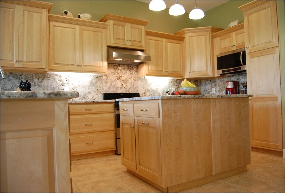 Kitchen with Maple Cabinets Color Ideas 23 Maple Kitchen Cabinets Home Designer 5