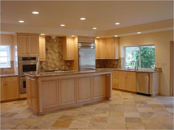 Kitchen with Maple Cabinets Color Ideas 11 Kitchen Color Schemes with Maple Cabinets 1