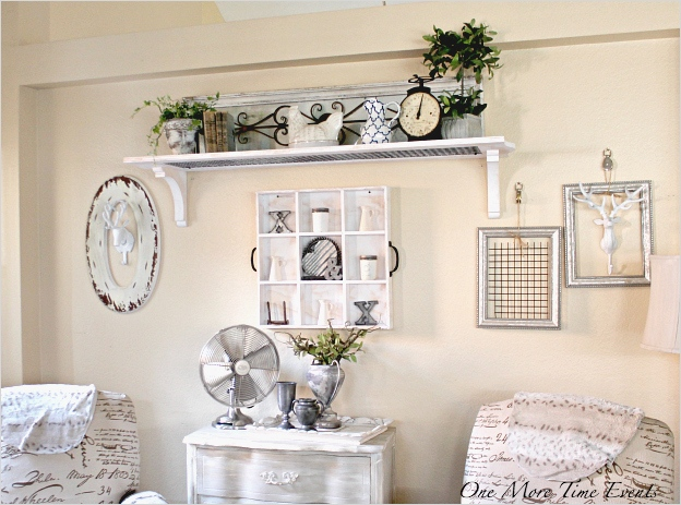 44 Gorgeous Farmhouse Wall Decor 45 How to Decorate A Wall Farmhouse Style 8