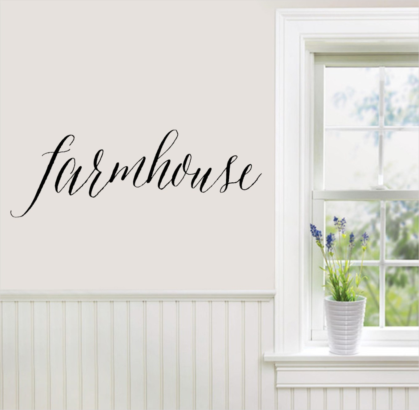 44 Gorgeous Farmhouse Wall Decor 93 Farmhouse Wall Decal Farmhouse Vinyl Decal Kitchen Decor 1