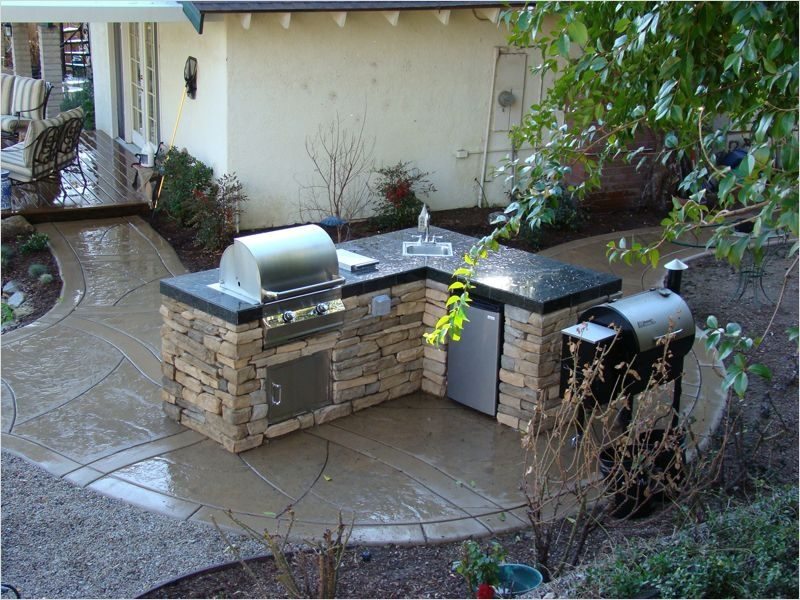 45 Perfect Backyard Bbq Landscaping Ideas 82 Google Image Result for 6