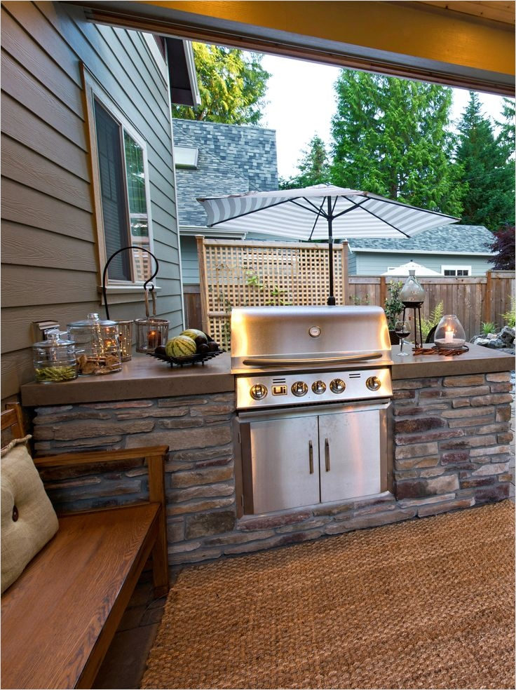 45 Perfect Backyard Bbq Landscaping Ideas 43 Best 25 Outdoor Grill area Ideas On Pinterest 5