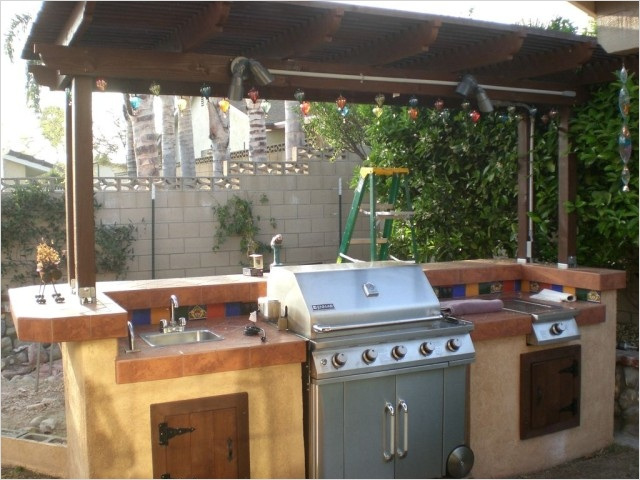 45 Perfect Backyard Bbq Landscaping Ideas 51 How to Build A Backyard Barbecue 8