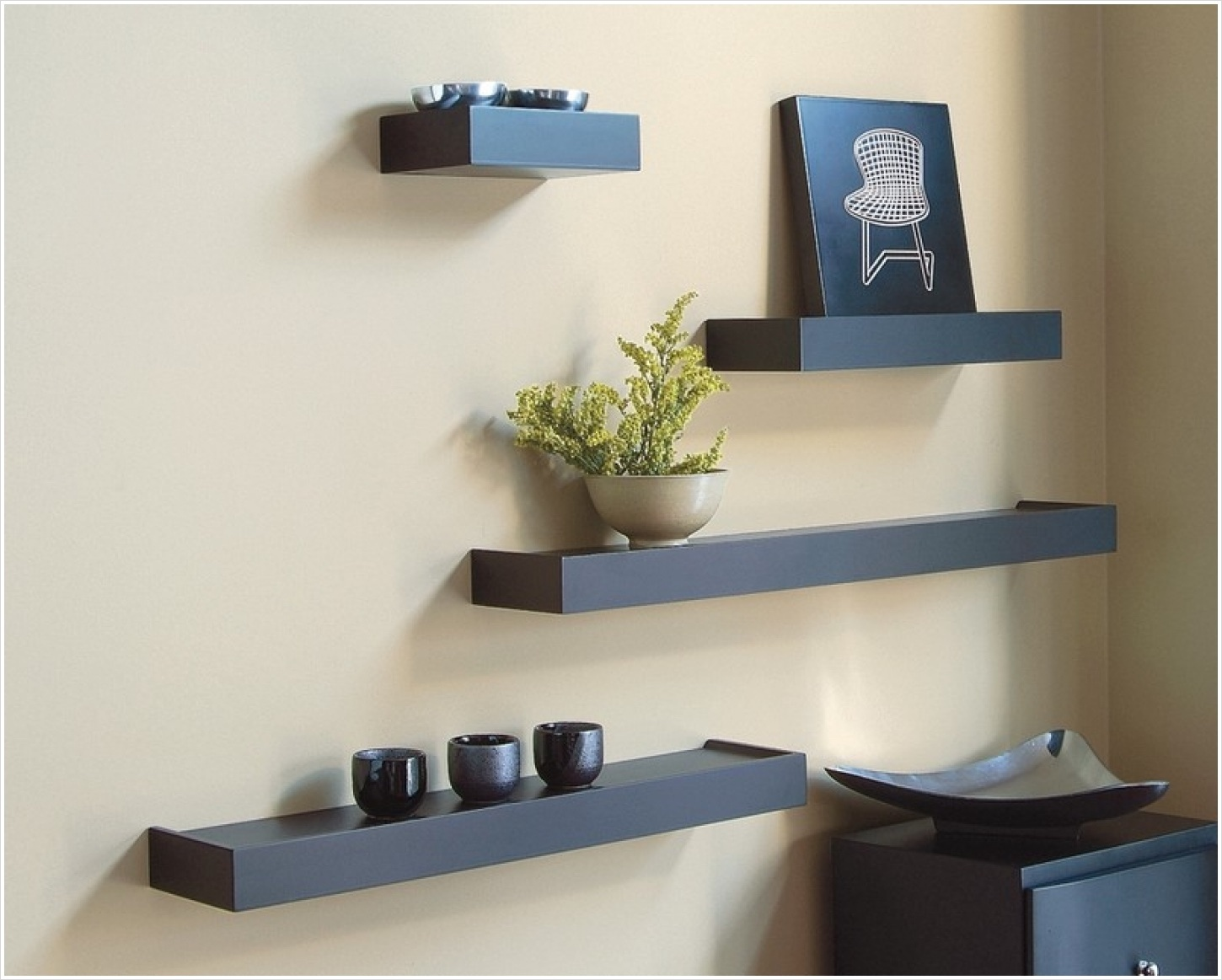 41 Perfect Shelf Decor Ideas Grey Bedrooms 58 Wall Shelf Ideas Bedroom Living Room Diy Floating Shelves and Decorating Interalle 8