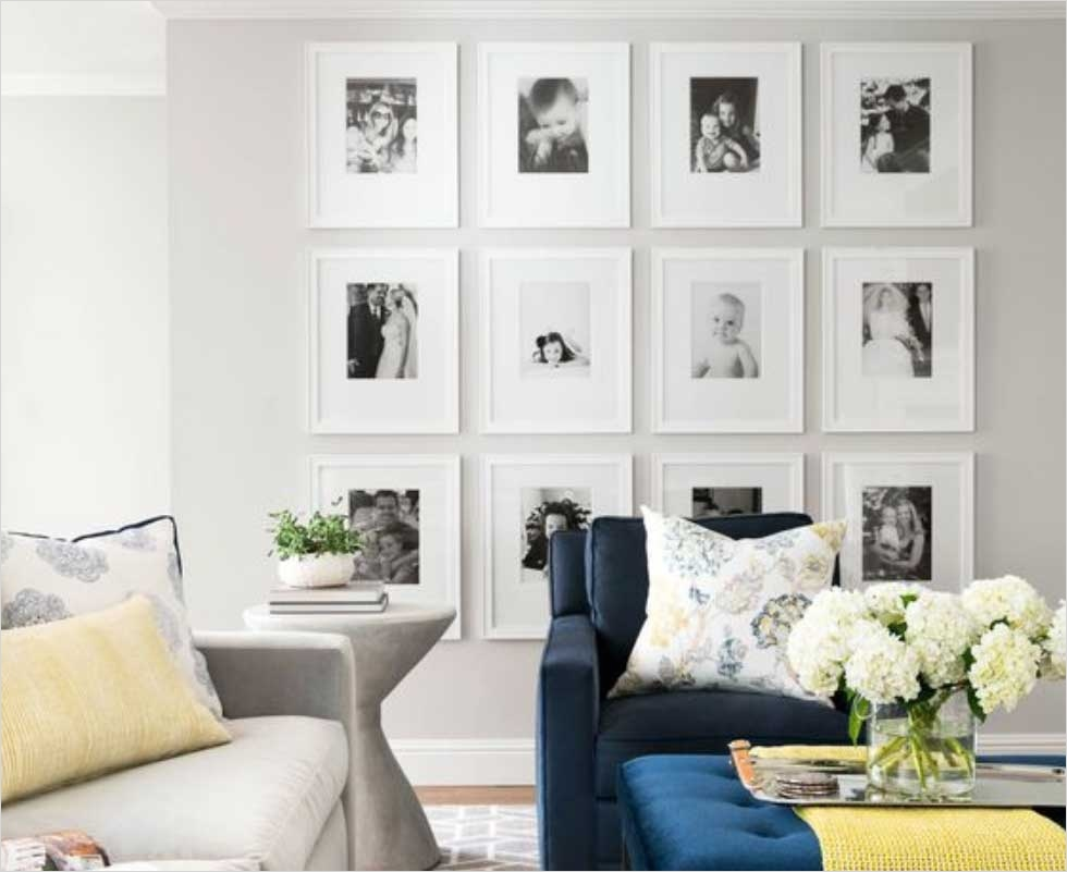 40 Creative Ideas Wall Decor for Living Room 53 Decorating A Living Room Wall Ideas 2