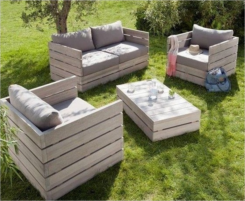 40 Diy Ideas Outdoor Furniture Made From Pallets 87 Pallet Idea Pallet Ideas Wooden Pallets Pallet Furniture Pallet Projects 5