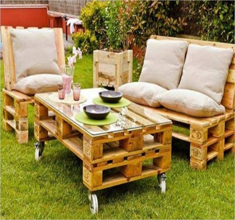 40 Diy Ideas Outdoor Furniture Made From Pallets 76 Outdoor Furniture Made with Pallets [peenmedia] 4
