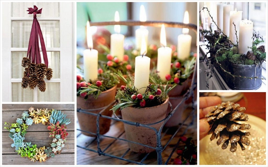 41 Amazing Country Christmas Decorating Ideas 23 Country Christmas Décor 7