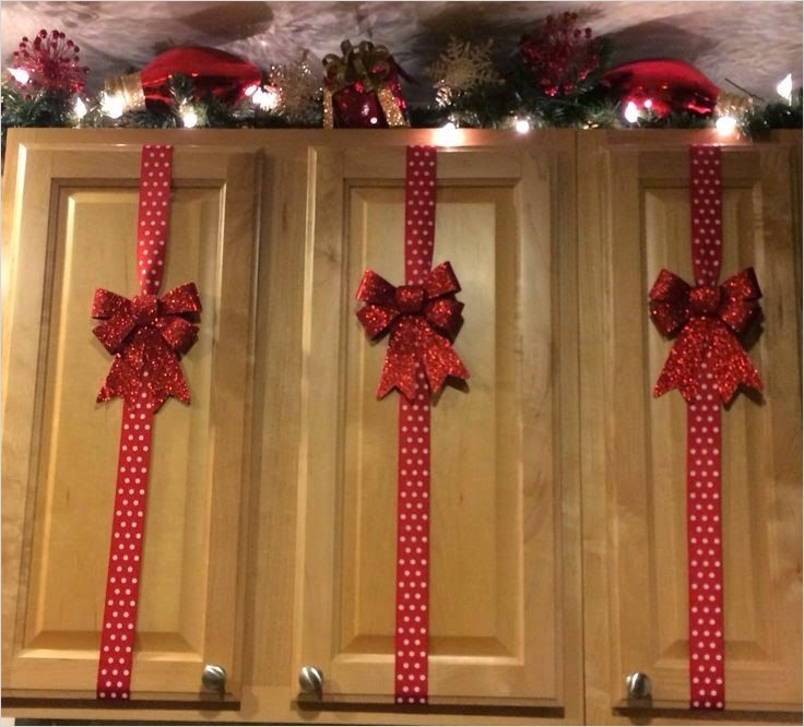 42 Awesome Kitchen Christmas Decorating Ideas 12 top Indoor Christmas Decorations Christmas Celebration All About Christmas 9