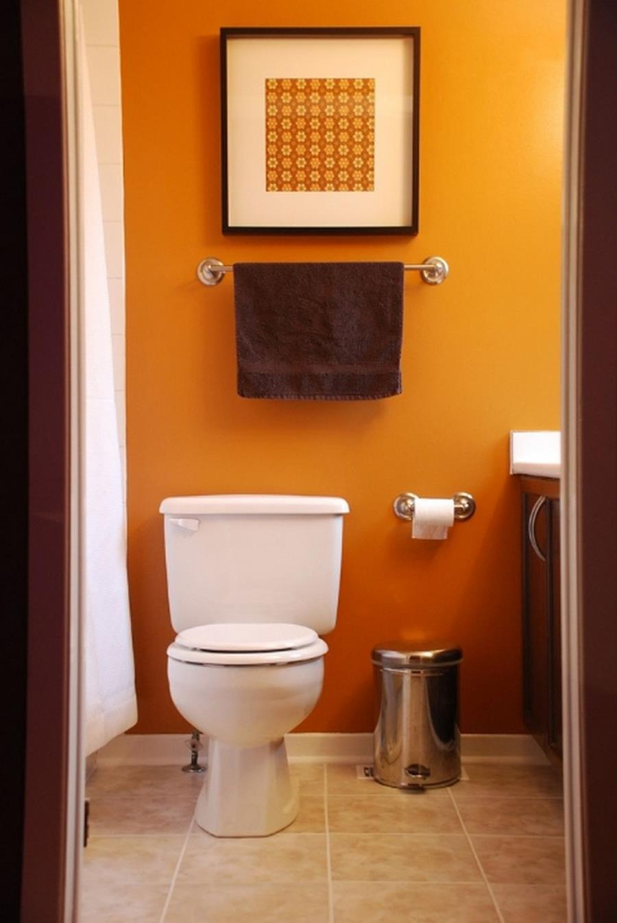 42 Perfect Small Bathroom Decorating Ideas 13