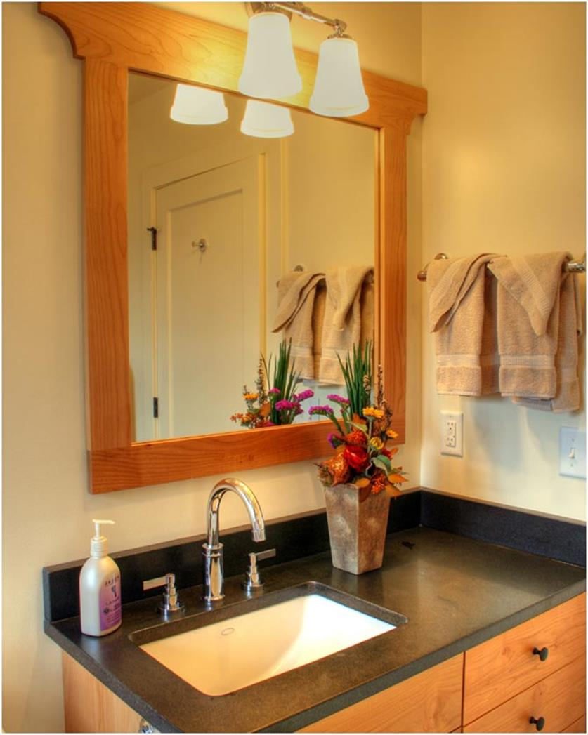 42 Perfect Small Bathroom Decorating Ideas 9