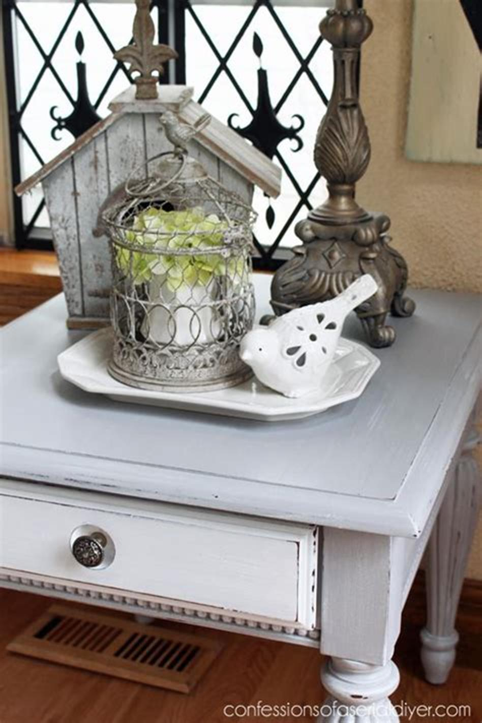 40 Beautiful Farmhouse Style Tray Decor Ideas 30