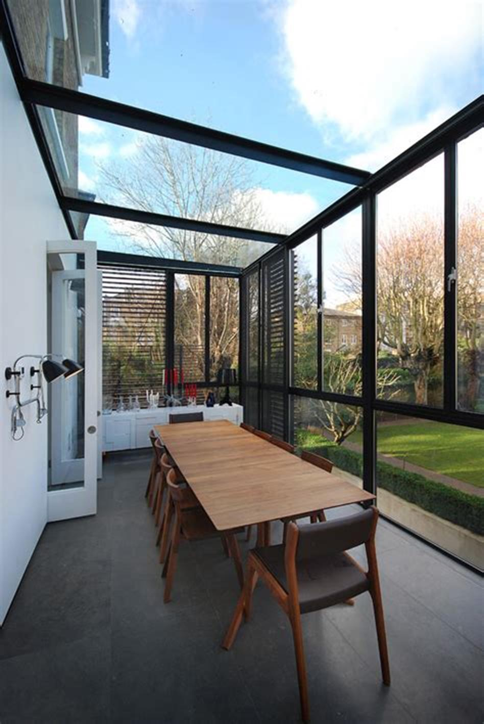 50 Most Popular Affordable Sunroom Design Ideas on a Budget 14