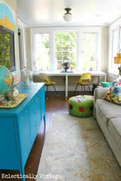 50 Most Popular Affordable Sunroom Design Ideas on a Budget 17
