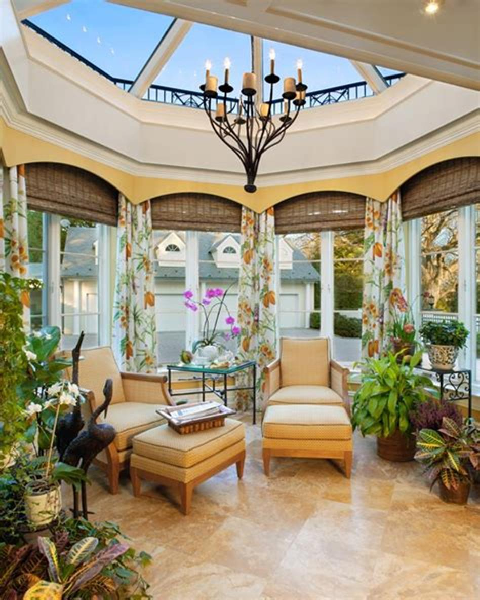 50 Most Popular Affordable Sunroom Design Ideas on a Budget 24