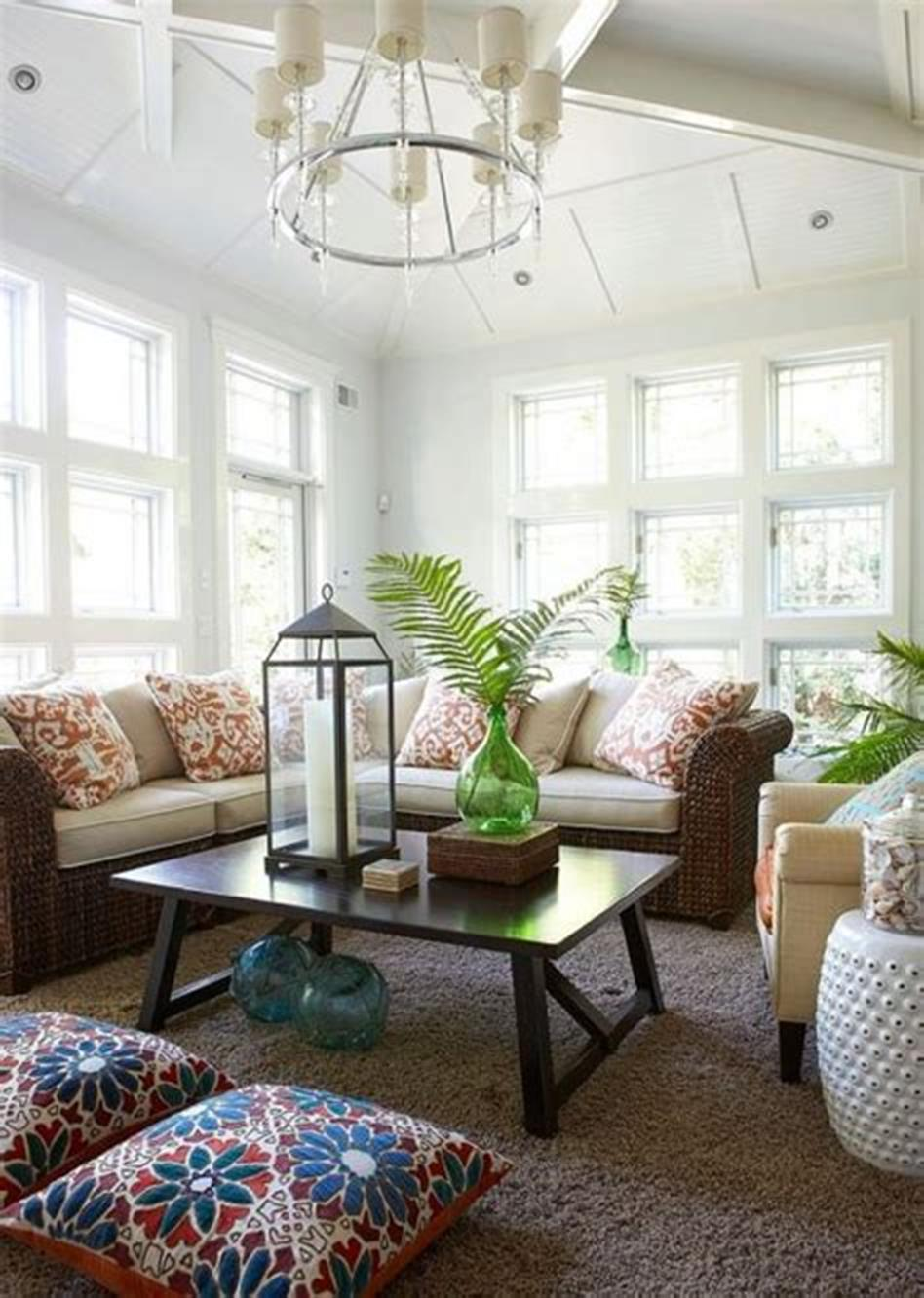 50 Most Popular Affordable Sunroom Design Ideas on a Budget 27
