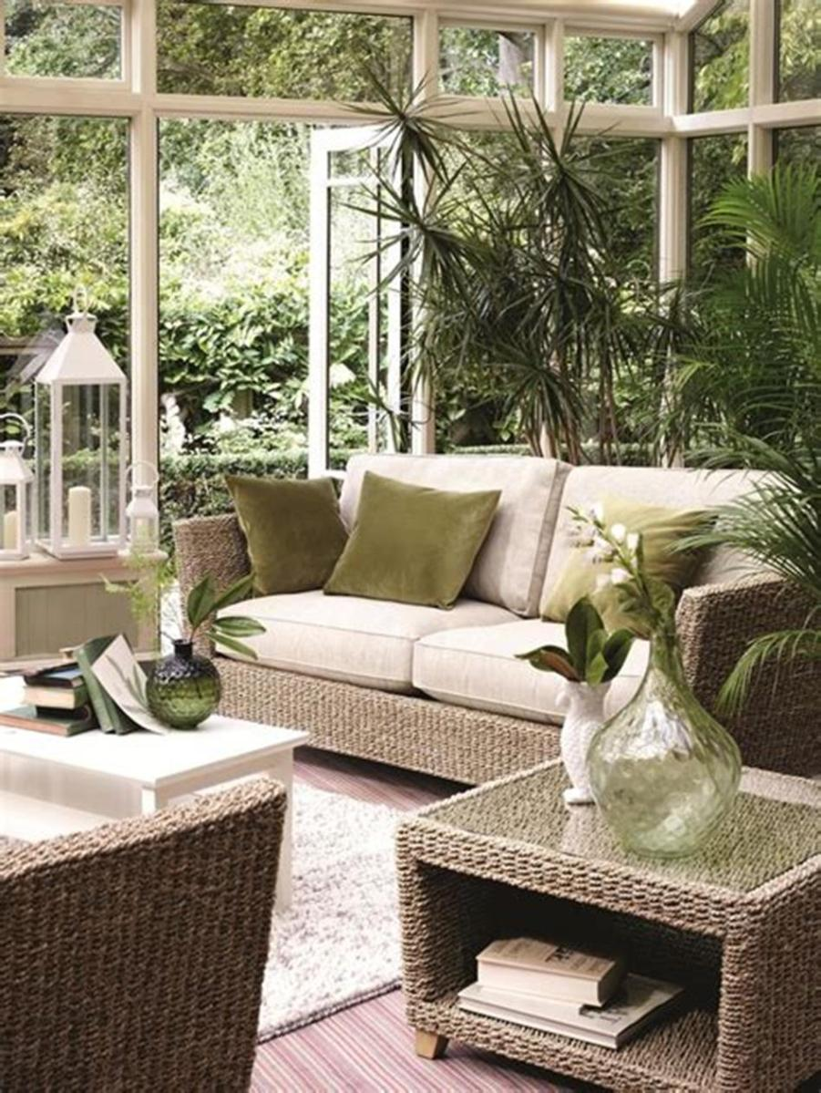 50 Most Popular Affordable Sunroom Design Ideas on a Budget 29