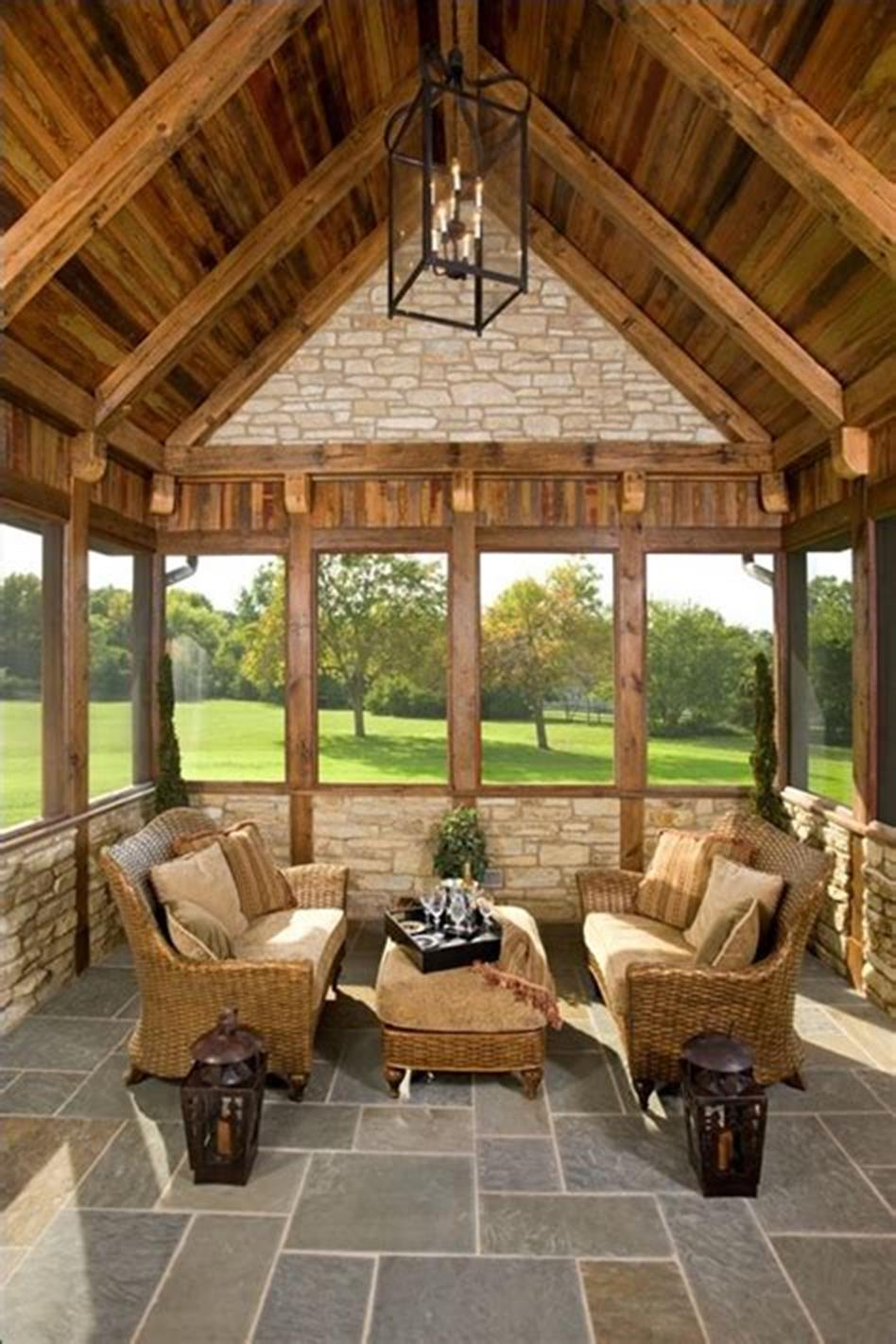 50 Most Popular Affordable Sunroom Design Ideas on a Budget 35