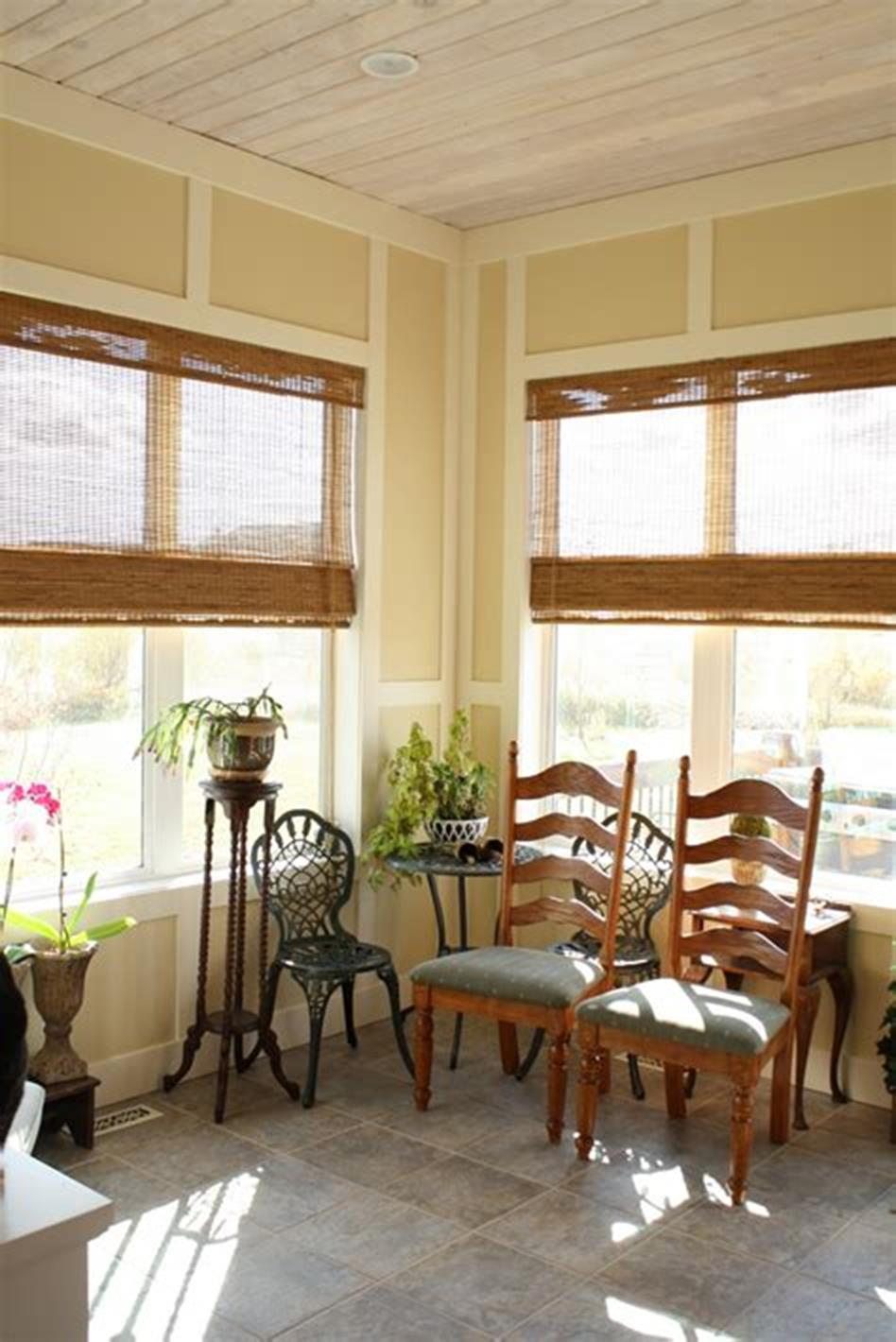 50 Most Popular Affordable Sunroom Design Ideas on a Budget 40