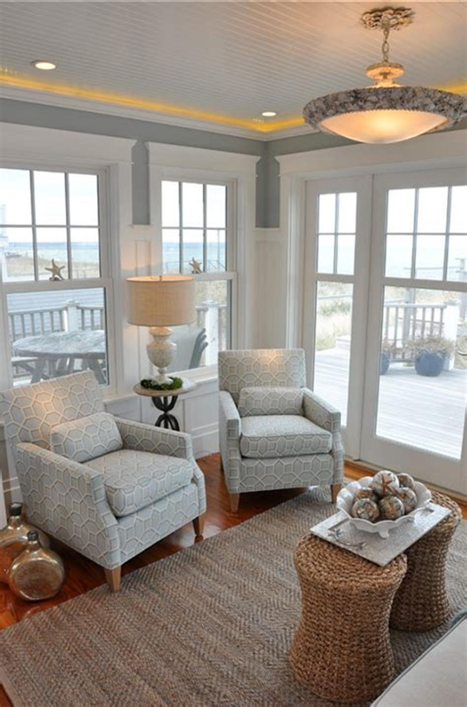 50 Most Popular Affordable Sunroom Design Ideas on a Budget 42