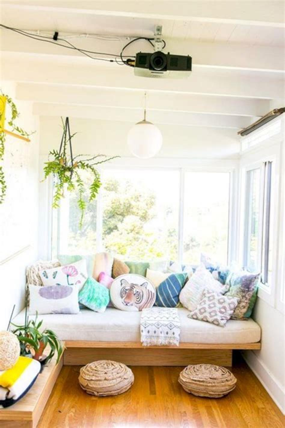50 Most Popular Affordable Sunroom Design Ideas on a Budget 50