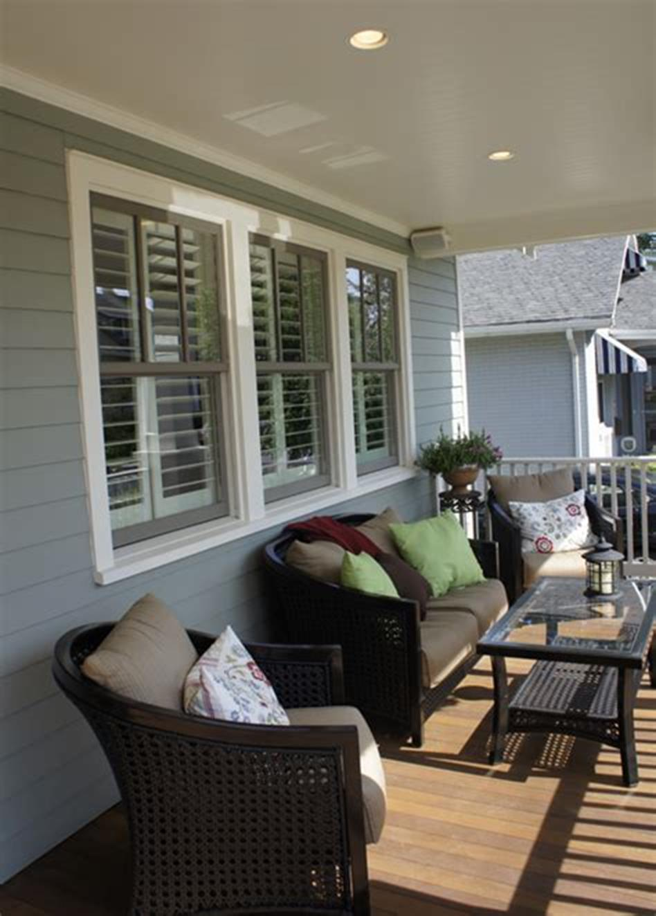 50 Most Popular Affordable Sunroom Design Ideas on a Budget 53