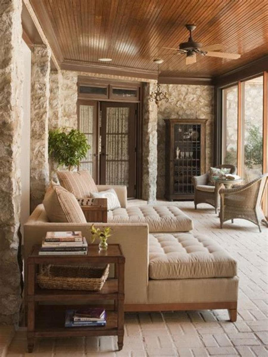 50 Most Popular Affordable Sunroom Design Ideas on a Budget 6