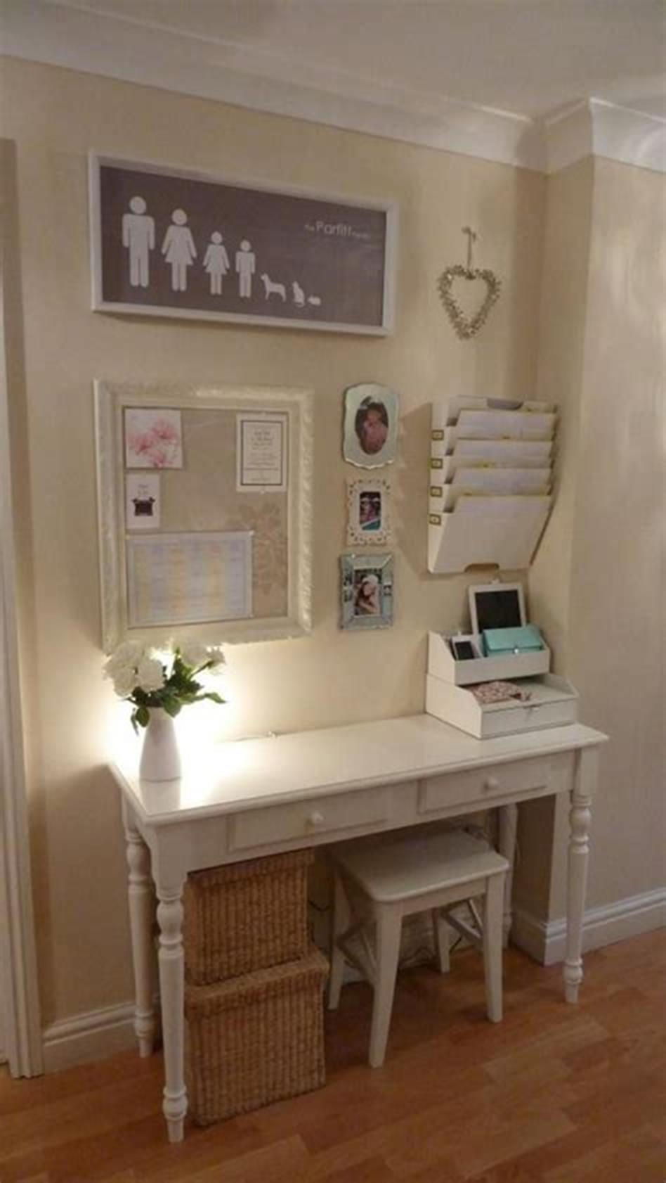 50 Best Small Space Office Decorating Ideas On a Budget 2019 2