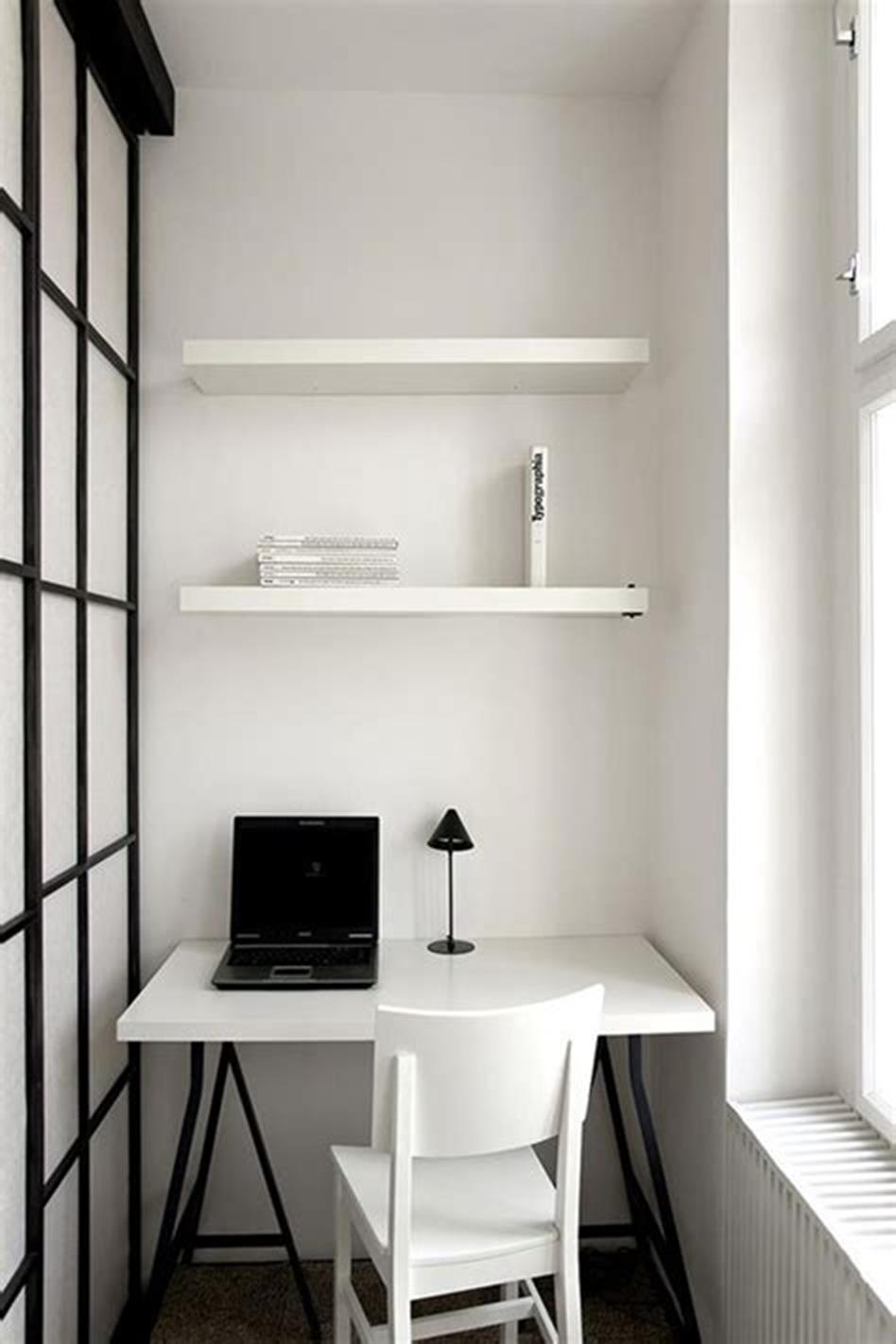 50 Best Small Space Office Decorating Ideas On a Budget ...