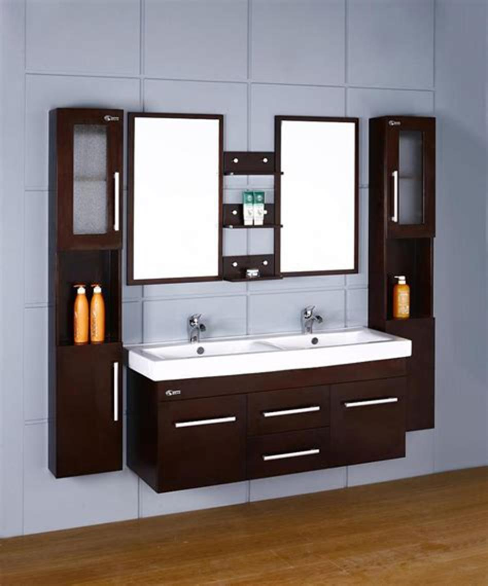 35 Best Wall Mounted Vanities For Small Bathrooms 2019 24