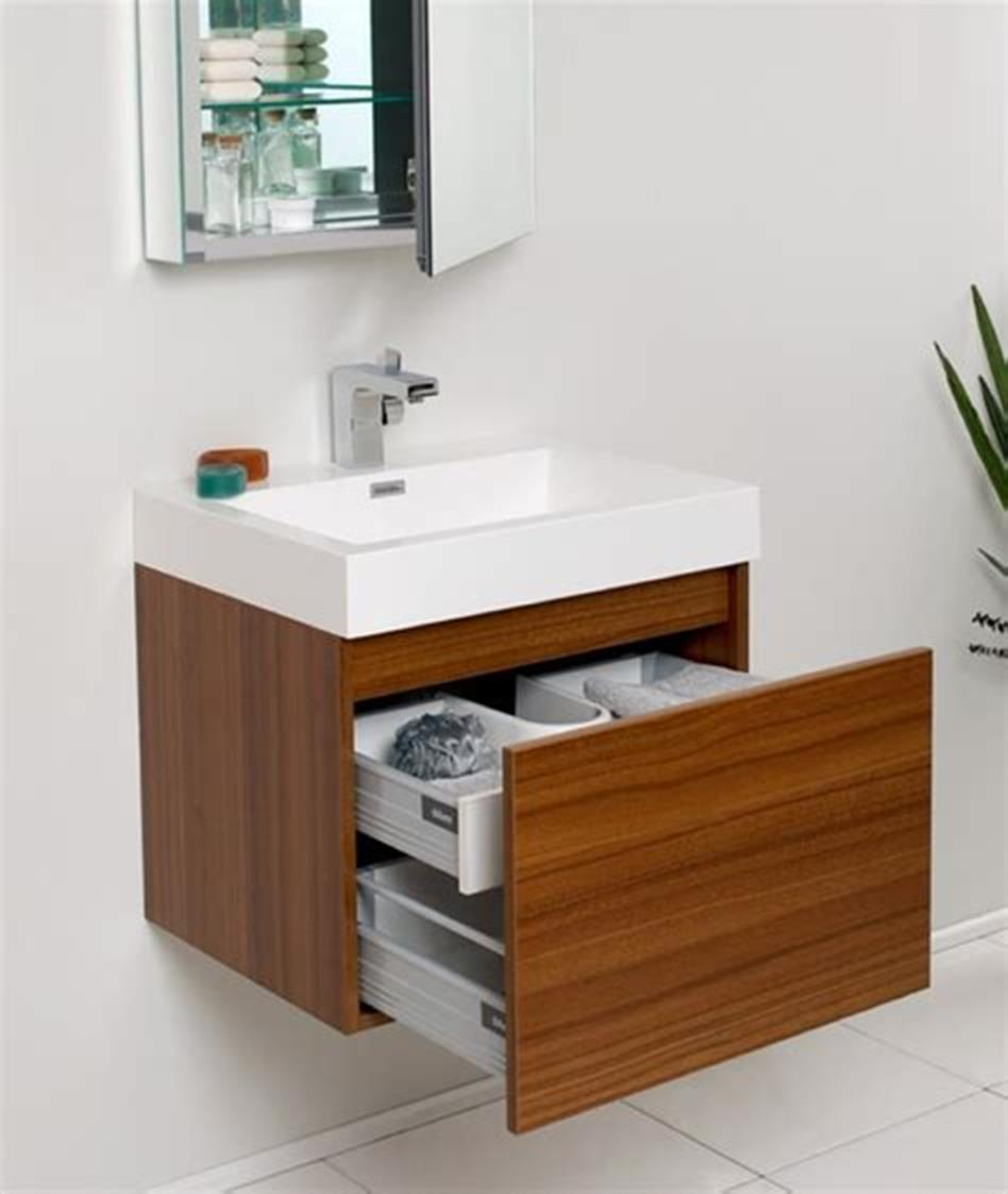 35 Best Wall Mounted Vanities For Small Bathrooms 2019 29