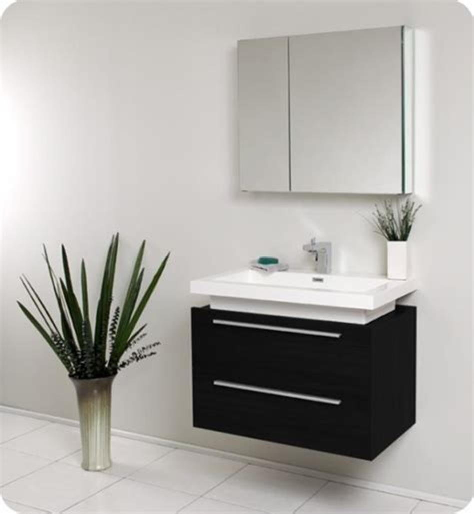 35 Best Wall Mounted Vanities For Small Bathrooms 2019 32