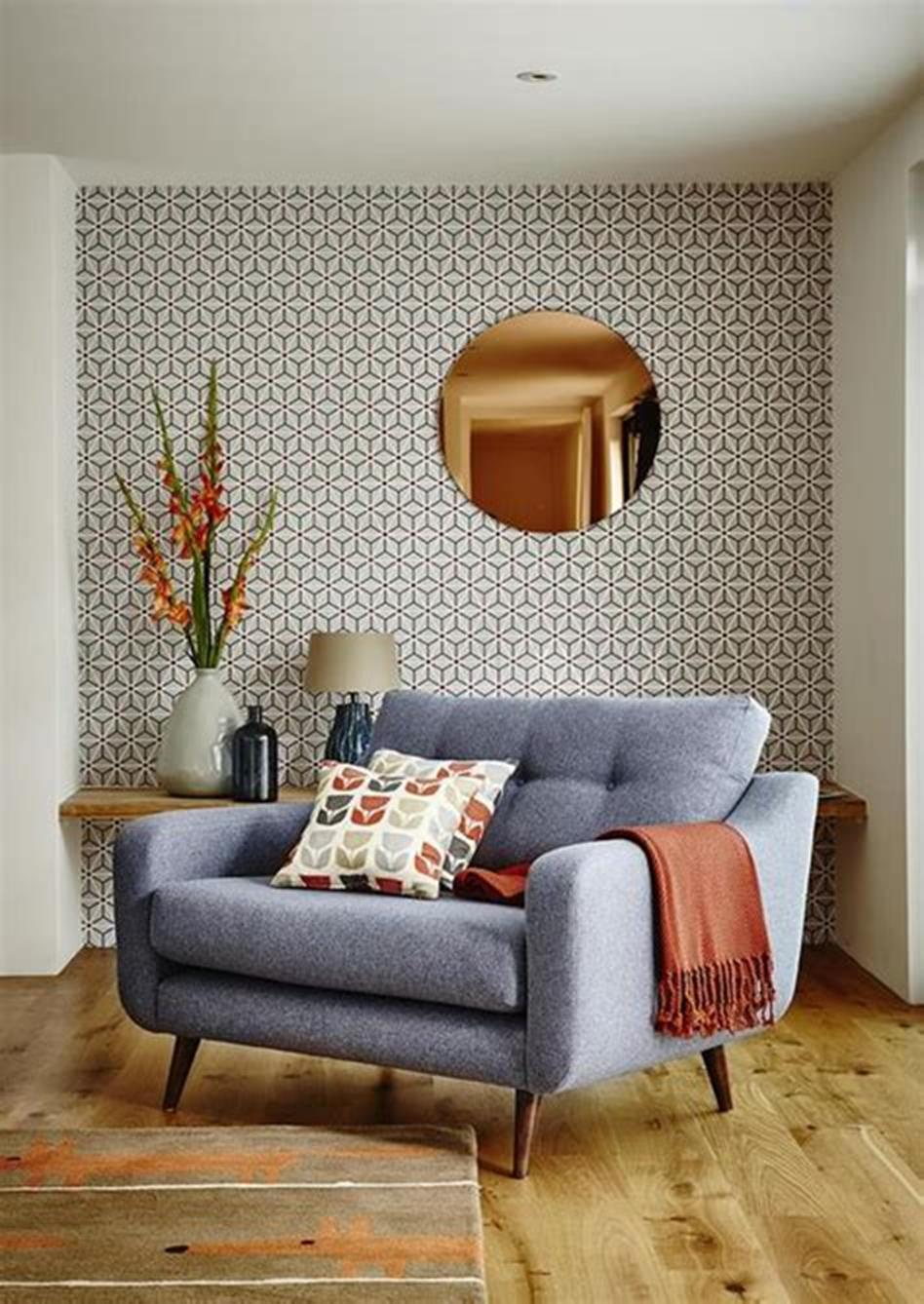 47 Great Mid Century Modern Living room Design and Decorating Ideas 10