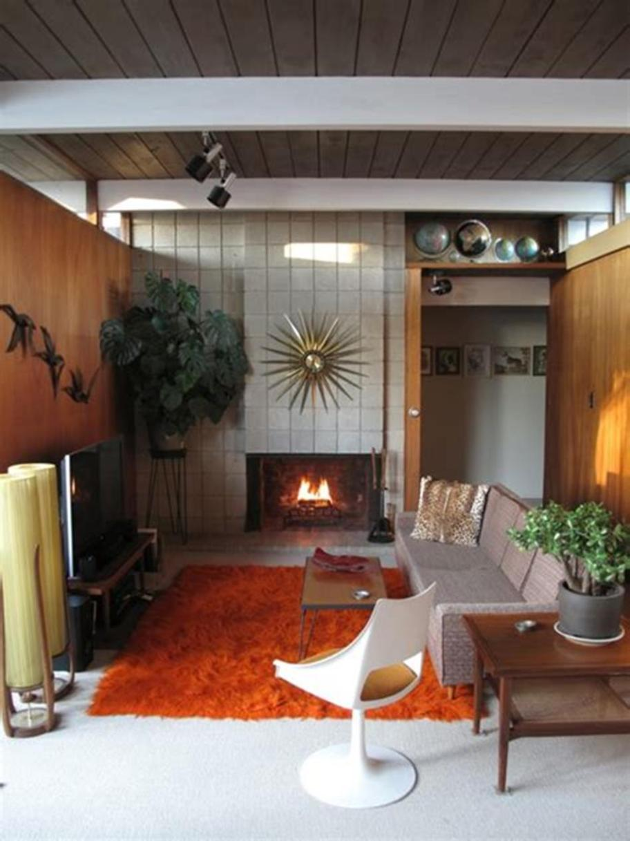 47 Great Mid Century Modern Living room Design and Decorating Ideas 13