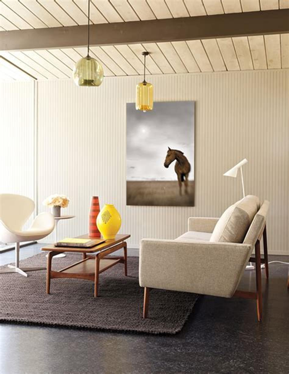 47 Great Mid Century Modern Living room Design and Decorating Ideas 20
